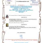 CORSO DI ALTA FORMAZIONE SULLA RESPONSABILITA' SOCIO SANITARIA – 23 MARZO 2019 MILANO.